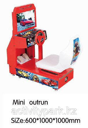 Игровые автоматы - Mini outrun