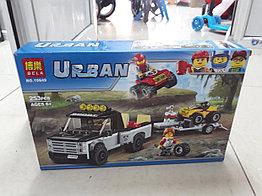 Конструктор Bela Urban 10649 253 pcs. Урбан