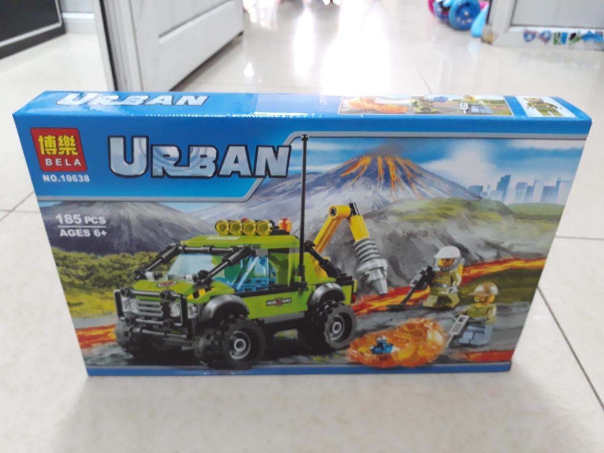 Конструктор Bela Urban 10638 185 pcs. Урбан
