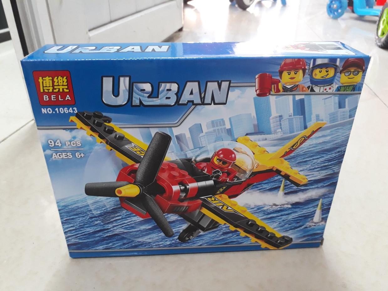 Конструктор Bela Urban 10643 94 pcs. Урбан
