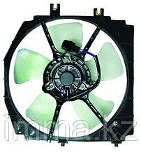 Диффузор радиатора в сборе Мазда FAMILIA/323/ASTINA/PROTEGE 98-02