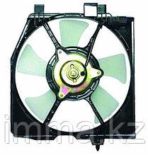 Диффузор радиатора кондиционера в сборе Мазда 323/FAMILIA/ASTINA/PROTEGE 98-02
