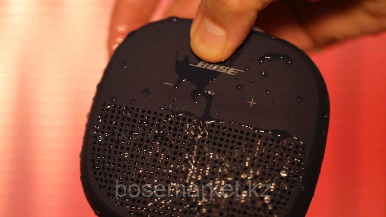 Портативная колонка SoundLink Micro Bose - фото 9