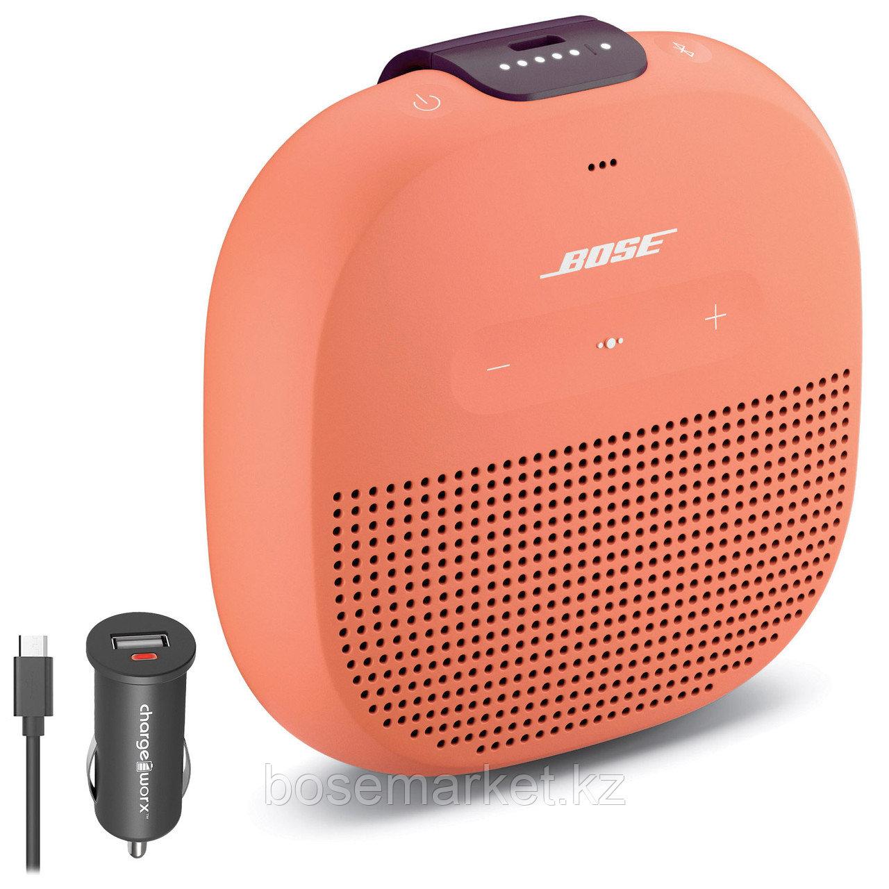 Портативная колонка SoundLink Micro Bose - фото 4