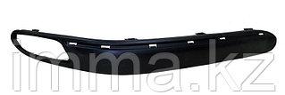 Накладка на бампер мерседес W203 00-04 RH нижняя