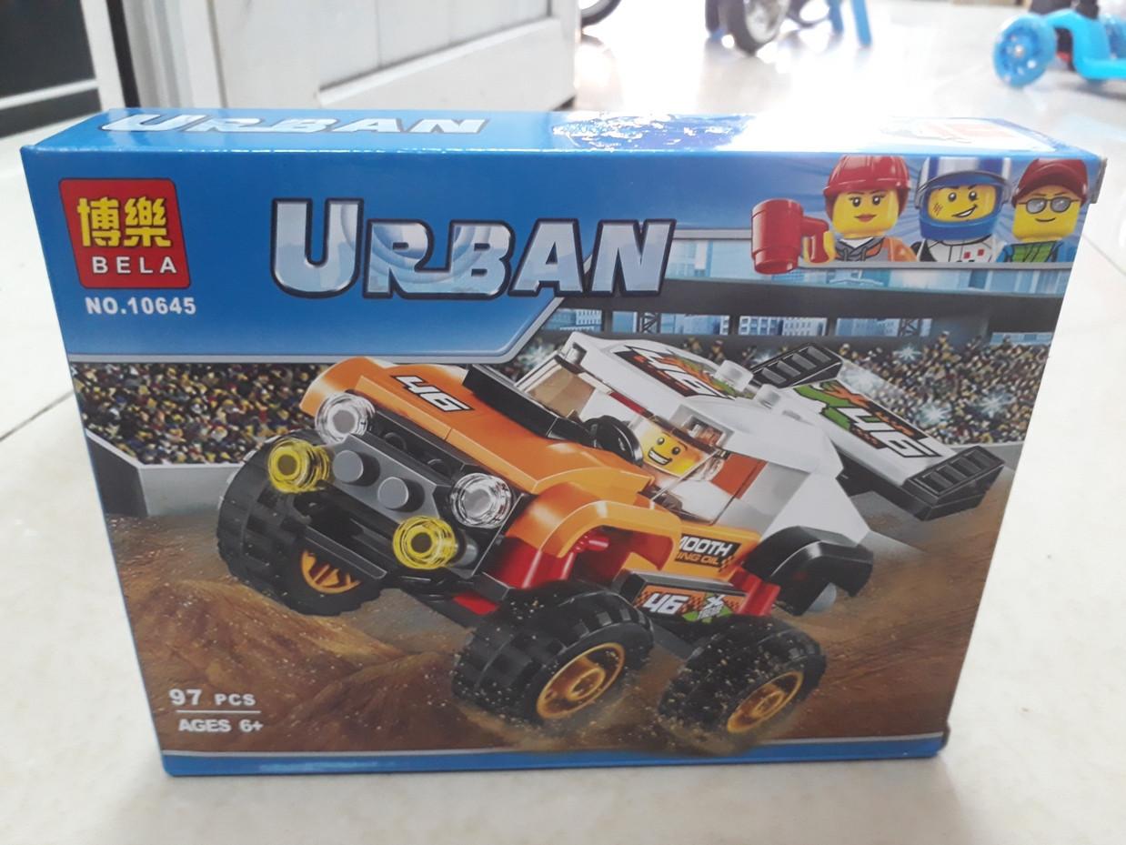 Конструктор Bela Urban 10645 97 pcs. Урбан