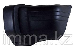 Клык переднего бампера Митсубиси PAJERO 91-97 LH