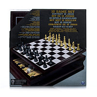 Spin Master 6033153 Семейный набор из 10 настольных игр, фото 1
