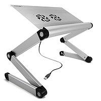 """Стол для ноутбуков CROWN MICRO диагональ до 21"""""""