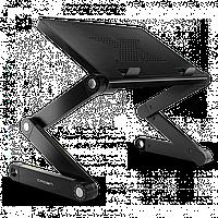 """Стол для ноутбуков CROWN MICRO диагональ до 15.6"""""""
