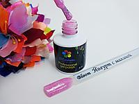 Гель-лак Bloom Йогурт с малиной.