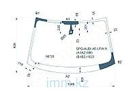 Стекло лобовое в клей Ауди A5 4D SEDAN 09-