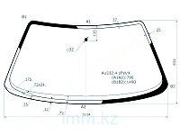 Стекло лобовое в клей Ауди 100/A6 C4 90-97 4/5D