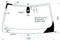 Стекло лобовое в клей БМВ 3-SERIES E92 05- 2D CPE