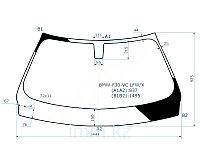 Стекло лобовое в клей БМВ 3-SERIES F30 4/5D 12-