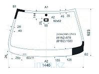 Стекло лобовое в клей БМВ 5-SERIES E39 01-03 4/5D датчики раздельно