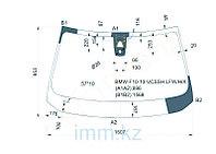 Стекло лобовое с обогревом в клей БМВ 5-SERIES F10/F11 10- 4/5D