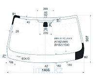 Стекло лобовое в клей БМВ X1 E84 09-