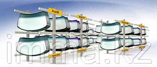 Стекло переднее правое опускное Фольксваген GALAXY/SHARAN/ALHAMB 5D WAGON 95-
