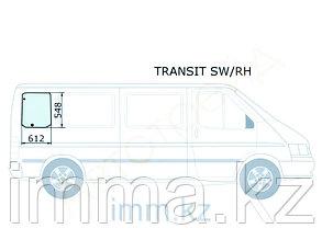 Стекло кузова (собачник) заднее правое FORD TRANSIT VAN 1985-