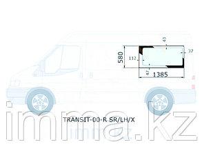 Стекло кузова среднее  левое цельное FORD TRANSIT VAN 2000-