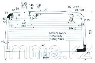 Стекло заднее (крышка багажника) с обогревом JEEP TJ WRANGLER 2D UTILITY 97-99