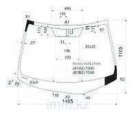 Стекло лобовое в клей LEXUS RX350/450H 09-