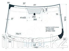 Стекло лобовое в клей Мазда 6 4D/5D SED/WGN 2012-