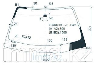 Стекло лобовое в клей Мазда MILLENIA SEDAN(EUNOS 800) 93- (XEDOS9)