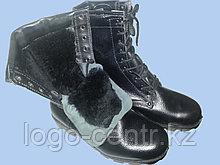 Ботинки с высокими берцами, зимние