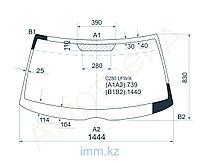 Стекло лобовое в клей мерседес BENZ C-CLASS W202 93-00 4/5D
