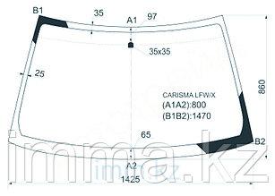 Стекло лобовое в клей Митсубиси CARISMA 4/5D SED/HBK 95-03