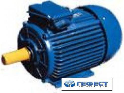Электродвигатель 1000 об/мин 7,5 кВт