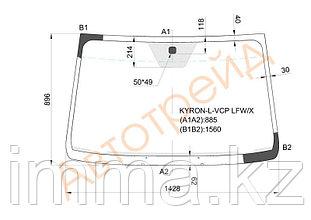 Стекло лобовое в клей SsangYong Kyron SUV 5d 2005-
