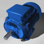Электродвигатель 1500 об/мин 1,1 кВт