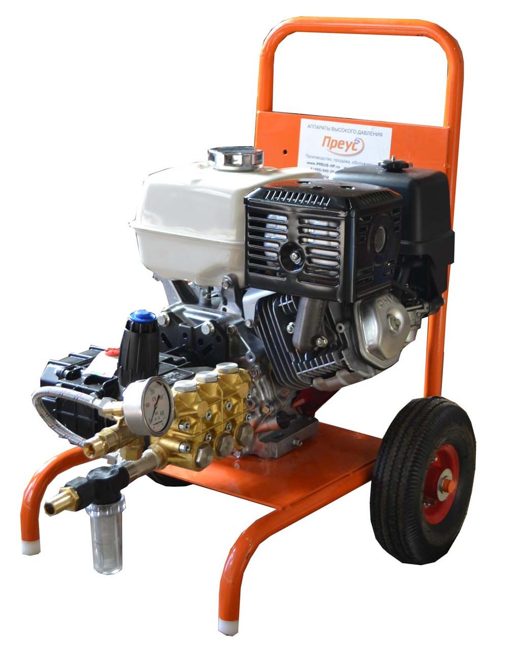 Аппарат высокого давления Преус Б2815