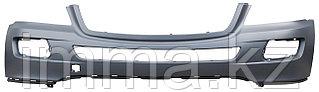 Бампер мерседес W164 05-08 без омывателей