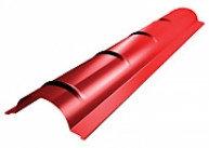 Планка конька круглого R 110х2000 MATT 35 мкр