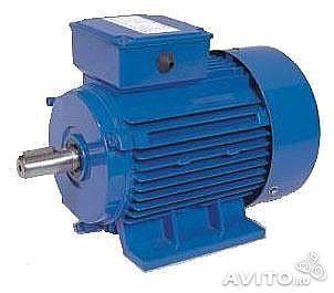 Электродвигатель 1500 об/мин 5,5 кВт