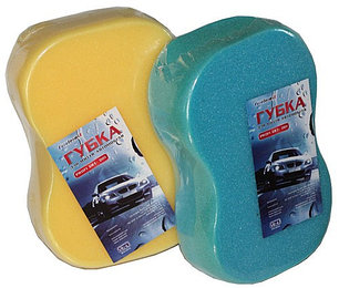 Салфетки, губки для авто