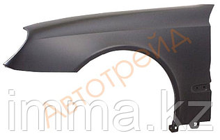 Крыло мерседес W211 02-09 LH алюминий
