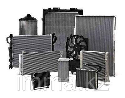 Радиатор интеркулера MERCEDES ML-CLASS W164 05-11/GL-CLASS X164 09-12/R-CLASS W251 06-