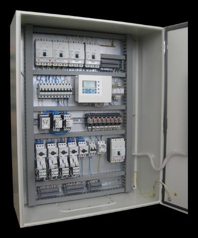 Шкафы управления тепловых пунктов