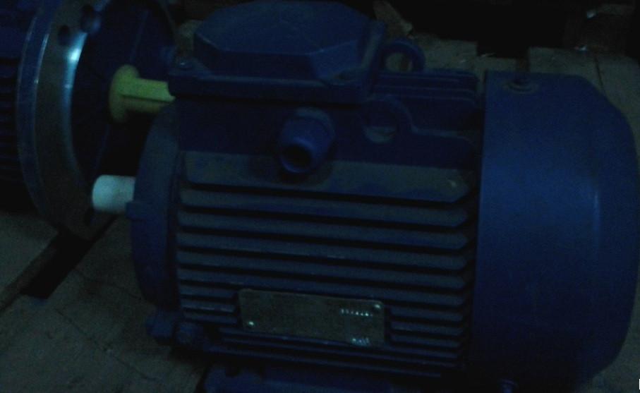 Электродвигатель 3000 об/мин 7,5 кВт
