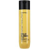 Шампунь Hello Blondie для светлых волос с экстрактом ромашки