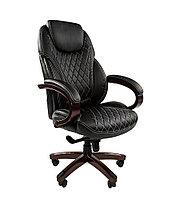 Кресло офисное для руководителя экопремиум CHAIRMAN 406