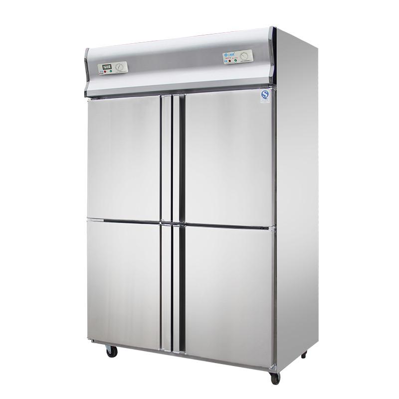 Холодильный шкаф 4х дверный среднетемпературный