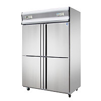 Холодильный шкаф 4х дверный Комбинированный, фото 1