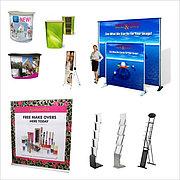 Мобильные и рекламные стенды
