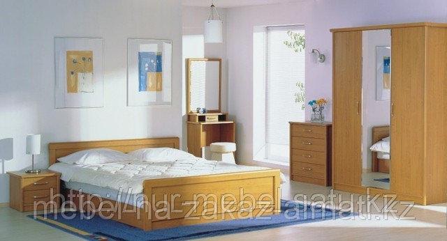 Спальный гарнитур на заказ  в Алматы, фото 2